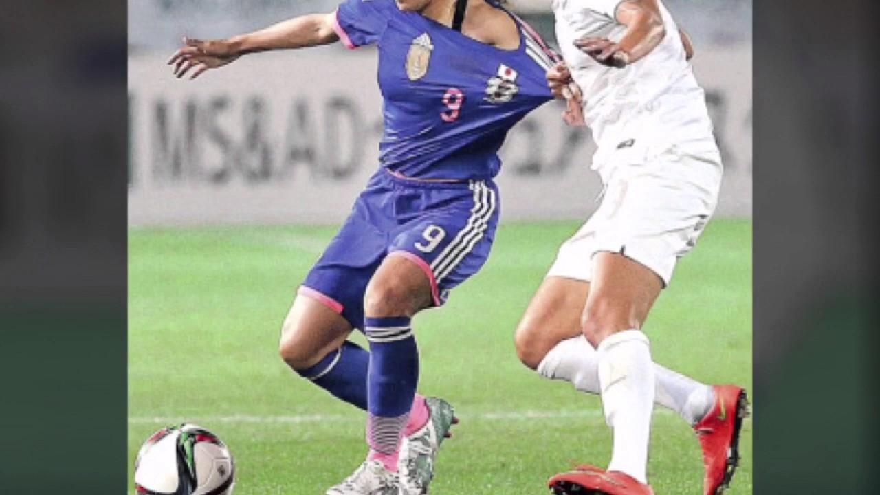 川澄奈穂美 女子サッカー 画像