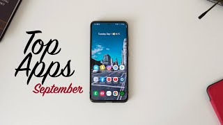 Top Android Apps September 2020