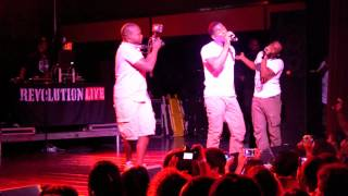 Download Trackmakers and Emmanuel and Phillip Hudson performing live @ club  Revolution MP3 song and Music Video