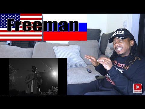 РЕАКЦИЯ Miyagi & Andy Panda - Freeman Иностранцы слушают русскую музыку