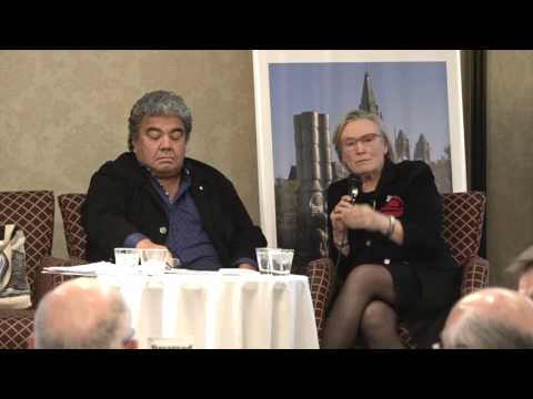 Day 1 - Panel Dinner - Remarks and Fireside Chat