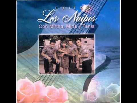 LOS NAIPES CON: MIRTHA, MIRLA Y TANIA.- DISCO COMPLETO.-