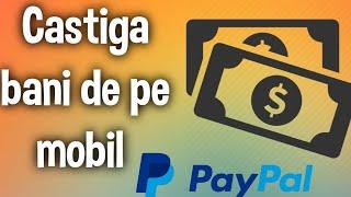 paypal câștigă bani