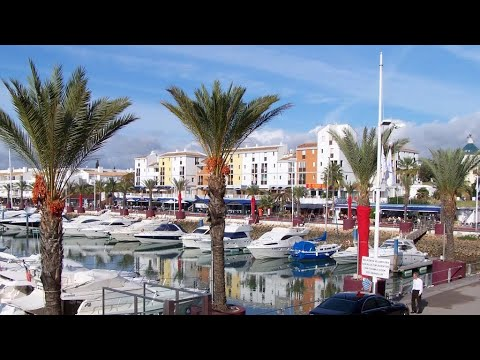 Marina of Vilamoura, Vilamoura, Algarve, Portugal, Europe