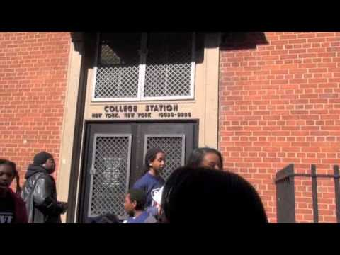 National Action Network Youth Move March to Occupy College Station Post Office   clupjs@gmail.com