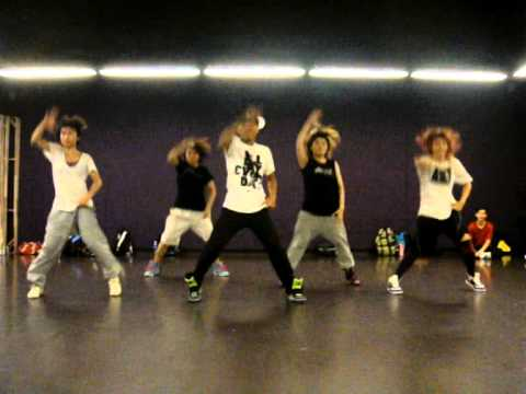 Justin Timberlake  Like I Love You choreo  Zaihar 11th Nov 2010