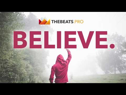 Believe Instrumental - 90 BPM - Free RnB Pop Beat Download