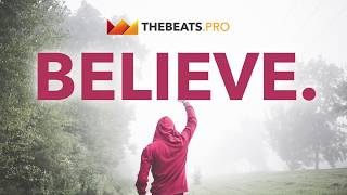 Believe Instrumental - 90 BPM - Free RnB Pop Beat Download by TheBeatsPro