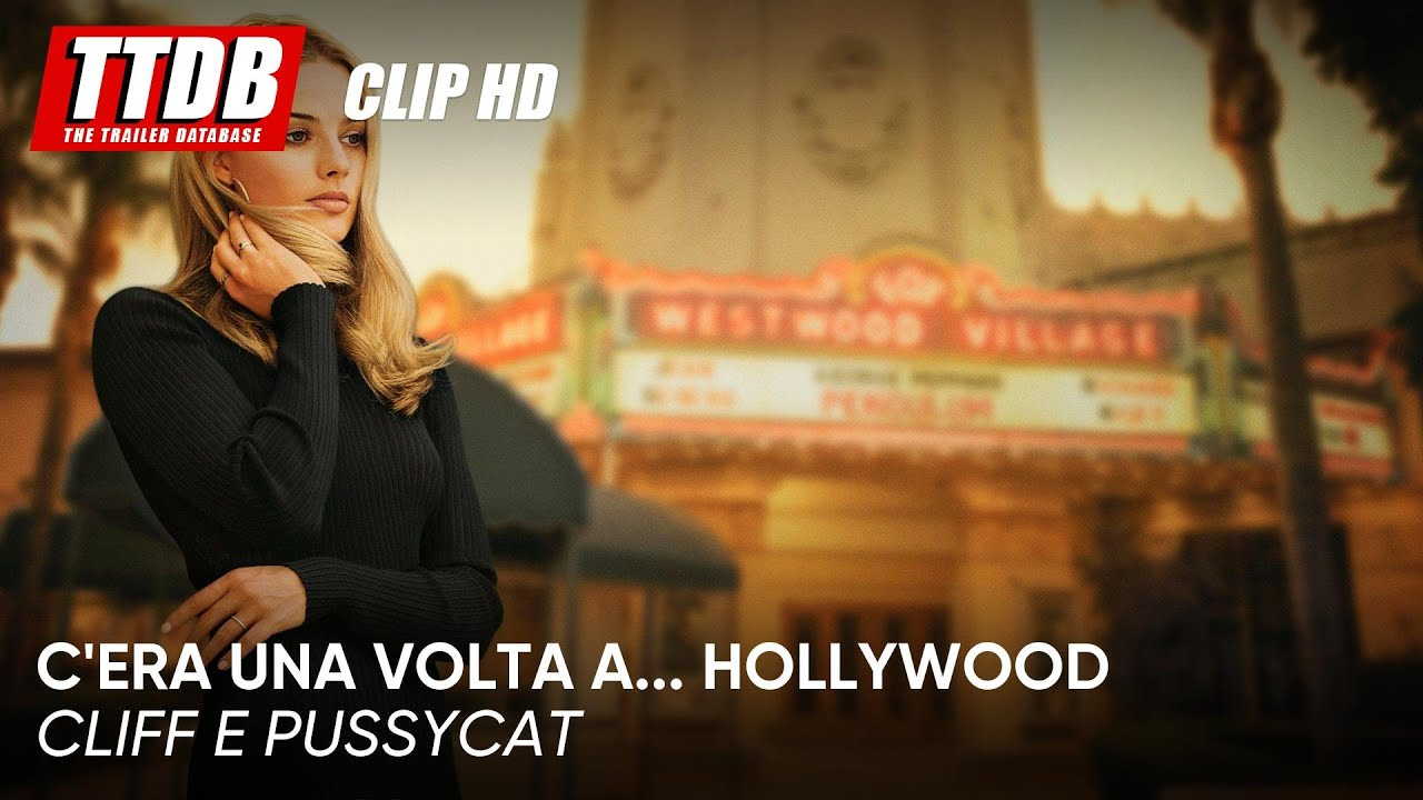 C'era una volta a… Hollywood | Clip: Cliff e Pussycat