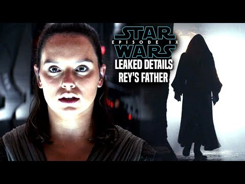 Star Wars Episode 9 Rey's Father Identity Leaked Hint Revealed (Star Wars News)