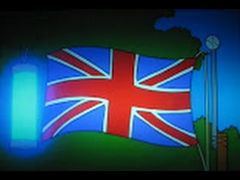 Mandela Effect: The Old Union Jack Flag on The Simpsons