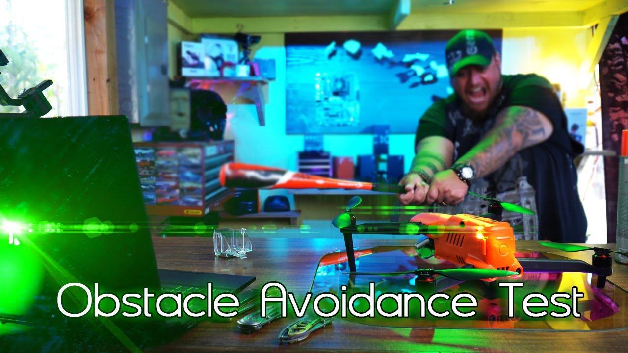 Autel Evo II Pro Obstacle Avoidance Test