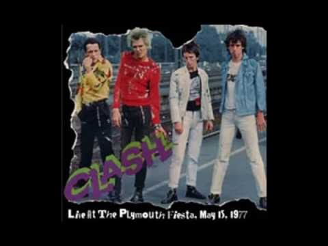 The Clash : Plymouth Fiesta Plymouth, England 15 05 1977