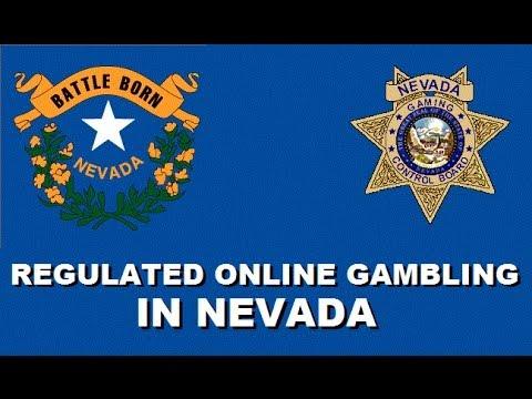Nevada Gaming Commission Regulating Online Gambling