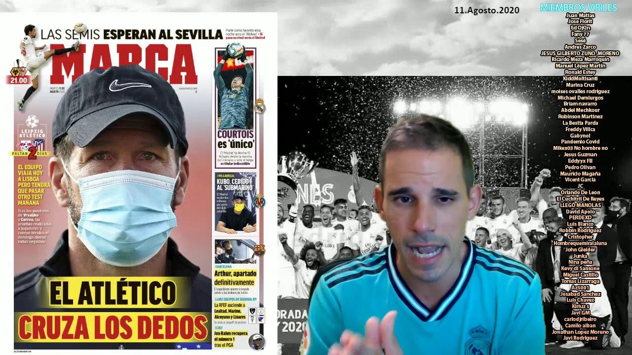 TER STEGEN vs NEUER : EL GRAN DUELO | ODEGAARD REGRESA YA? #PRENSABASURA