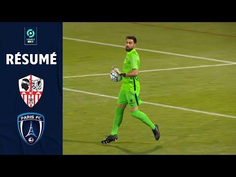 AC Ajaccio Paris FC Goals And Highlights