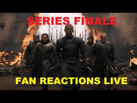 Download Game of Thrones: Season 8 Episode 6 - LIVE FAN REACTIONS