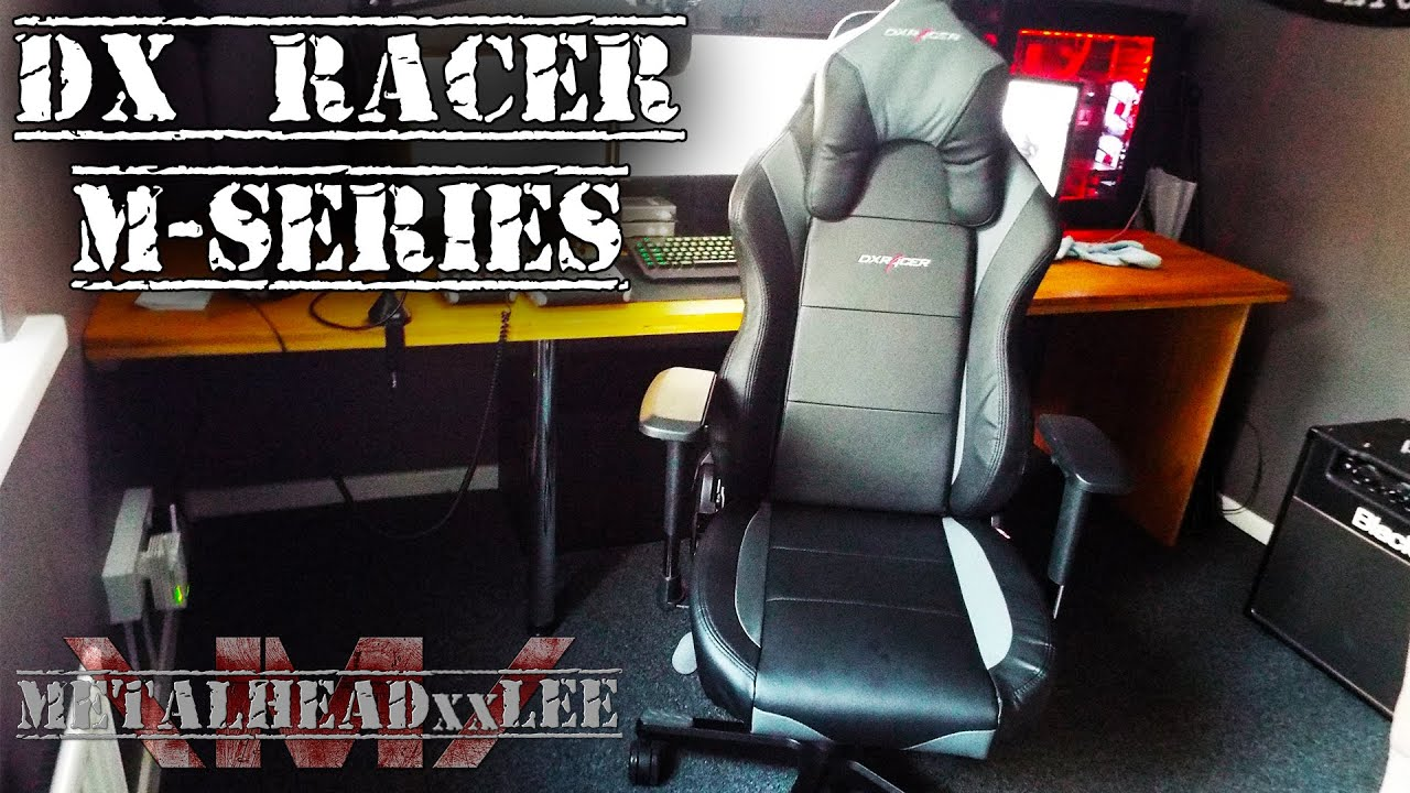 Dxracer Chair Cover Graco Brompton High New Gaming Dx Racer M Series My First Impressions Youtube