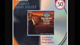 """Sergey Prokofiev: """"Dance of the Knights"""" (from """"Romeo and Juliet"""")"""