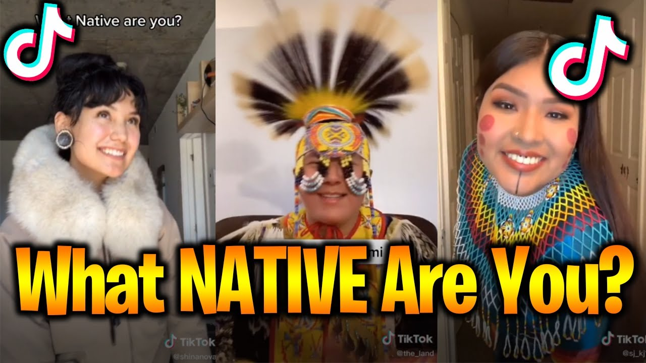 So What Native Are You - TikTok Trend Compilation