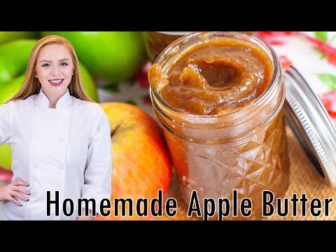 apple butter roll
