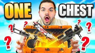 The *ONE CHEST* Warzone Challenge...