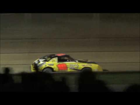 Callaway County Raceway Mini Stock Feature 5-20-16