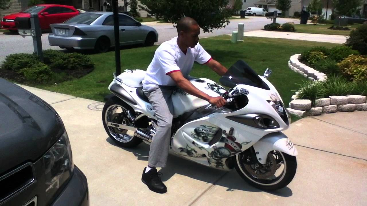 Suzuki Hayabusa For Sale Under
