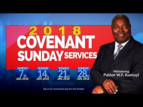 January Covenant Service, Jan. 07, 2017