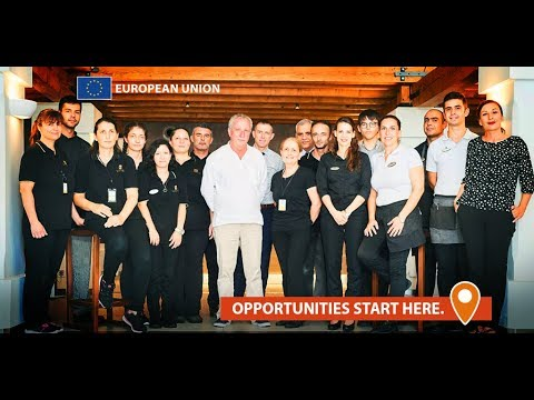 EU-funded project: tobacco warehouse restauration in Greece