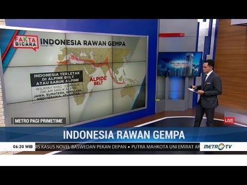 BPPT: Ada Potensi Gempa Megathrust dan Tsunami di Selatan Jawa