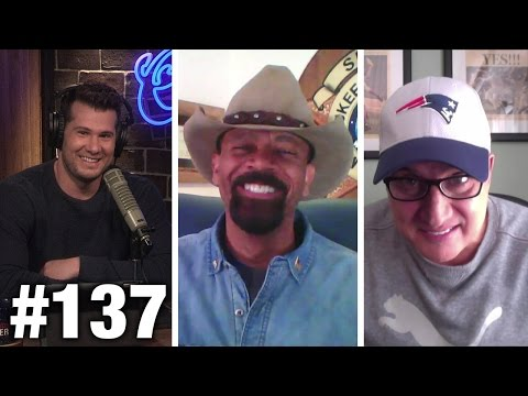 #137 TRUMP HATES PBS! Sheriff Clarke and Nick DiPaolo | Louder With Crowder