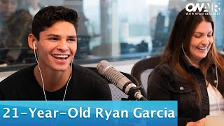 21-Year-Old  Ryan Garcia Talks, Fighting, Dating, and Retiring | On Air with Ryan Seacrest