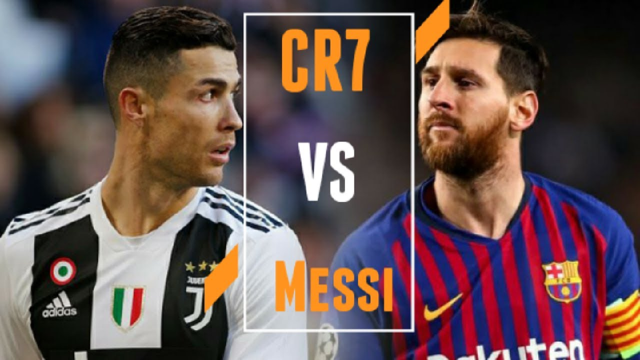 Cristiano Ronaldo vs Lionel Messi | Profil - Skill HD