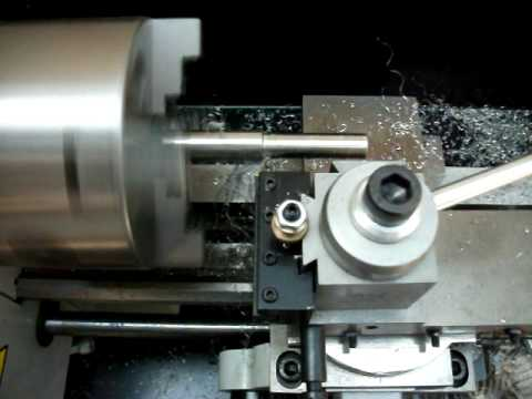 Turning Stainless Steel On The Micromark 7x14 Mini Lathe