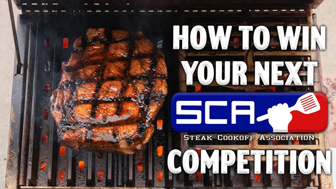 How To Win An SCA Steak Competition Ft. Kosmos Q