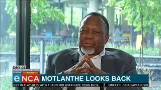 Motlanthe looks back at 2019