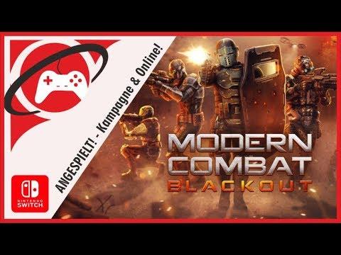 Call of Duty für UNTERWEGS? - Modern Combat Blackout für Switch angespielt thumbnail