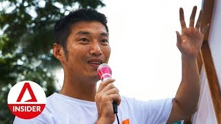 The Billionaire Leading Thailand's Future Forward Opposition