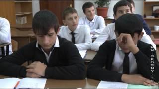 Большая перемена. Юбилей педагогической деятельности Т. Абдулхановой. СОШ  с. Комсомольское