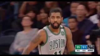 Boston Celtics vs New York Knicks Full Game Highlights (February 24 2017-18 NBA Season)