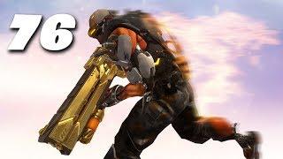Overwatch - солдат 76