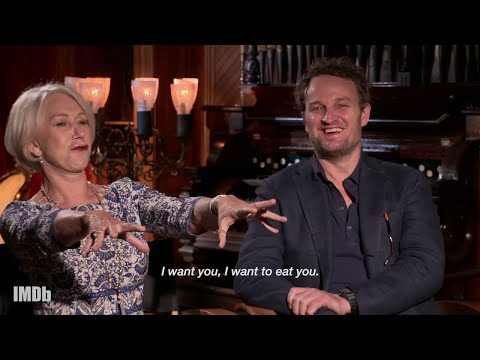 Scary Movie Memories With Helen Mirren and Jason Clarke  IMDb EXCLUSIVE