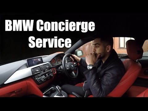 BMW Concierge Service