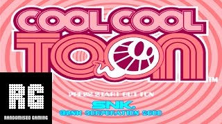 Cool Cool Toon / クルクルトゥーン - Sega Dreamcast - Intro & Single Flitz Mode Gameplay [HD 1080p]