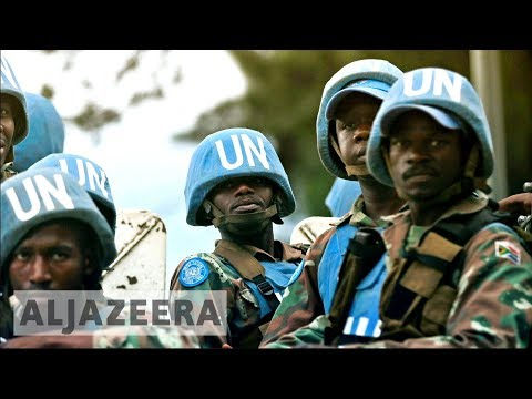 UN peacekeepers, Congolese soldiers die in DRC attack