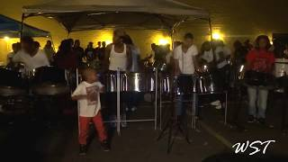 "Pan Evolution Steel Orchestra - ""Cheers To Life"" - Tempo Version - Andre White arranger"