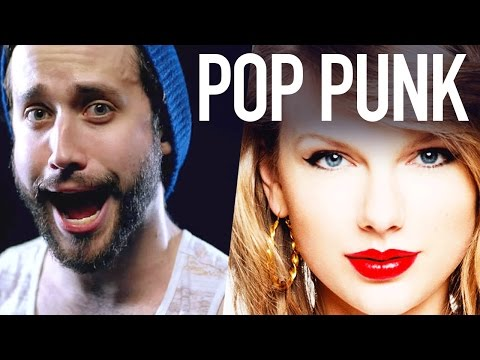 Taylor Swift - 22 - POP PUNK COVER (Jonathan Young ft. Travis Carte)