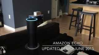 Amazon Echo Tips And Tricks:  Playing Music Demonstration Showing Off A Few More Features.