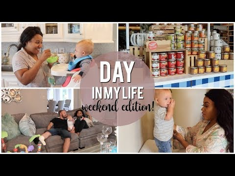 A Day in my Life | Weekend Edition!!